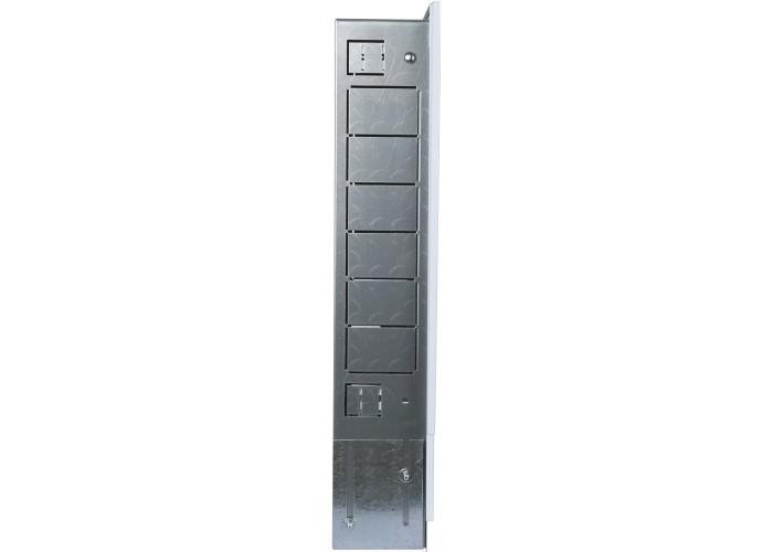 Грота Шкаф распределительный встроенный 670х125х494 (1-5 выходов)
