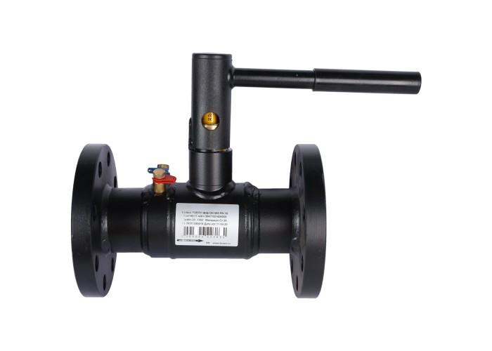 БРОЕН БРОЕН Venturi FODRV Клапан балансировочный ручной в комплекте с рукояткой фланцевый DN 065 PN 16 Kvs=49,11 м3/ч,артикул 3947100-606005 [3947100-606005]