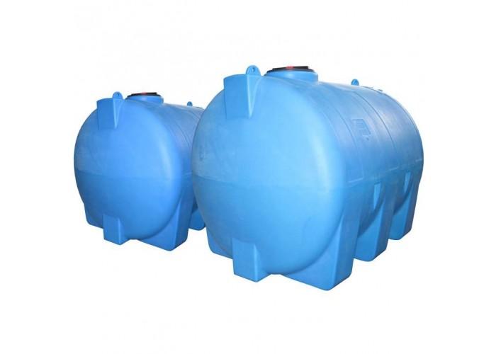 АНИОН Емкость цилиндрическая горизонтальная на опорах с дыхат. клапаном