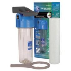 "AquaFilter AQM Корпус 10"" вход 1"" FHPR1-HP-WB фильтр в сборе (без картриджа)"