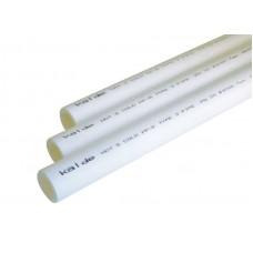 Kalde d=20 (PN 20) Труба полипропиленовая (цвет белый) (Длина: 4 м)