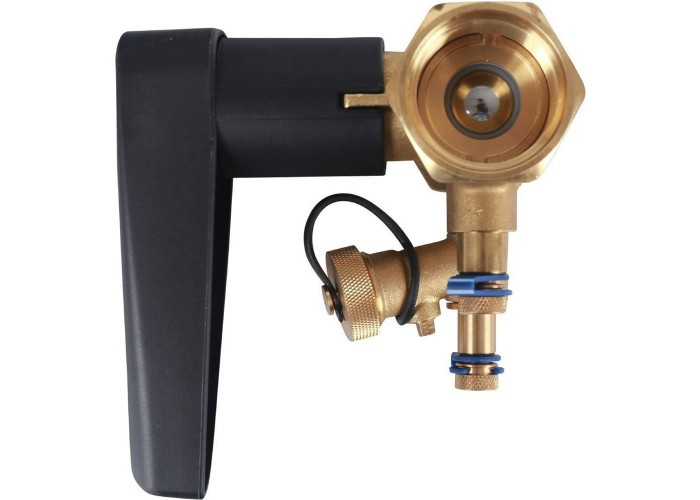 БРОЕН БРОЕН V с дренажем Клапан балансировочный ручной стандартной пропускной способности резьбовой DN 032S PN 25 Kvs=13,5 м3/ч,артикул 4651000S-001673 [4651000S-001673] в Белгороде