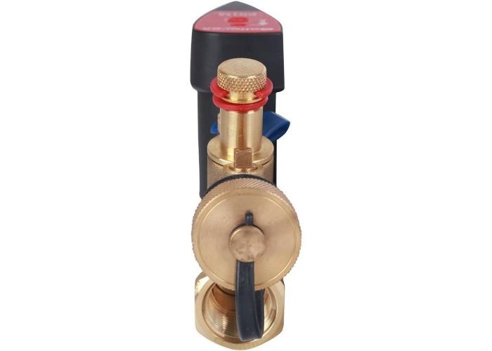 БРОЕН БРОЕН Venturi FODRV Клапан балансировочный ручной стандартной пропускной способности с дренажем резьбовой DN 015 PN 25 Kvs=1,62 м3/ч,артикул 4355000S-001003 [4355000S-001003]