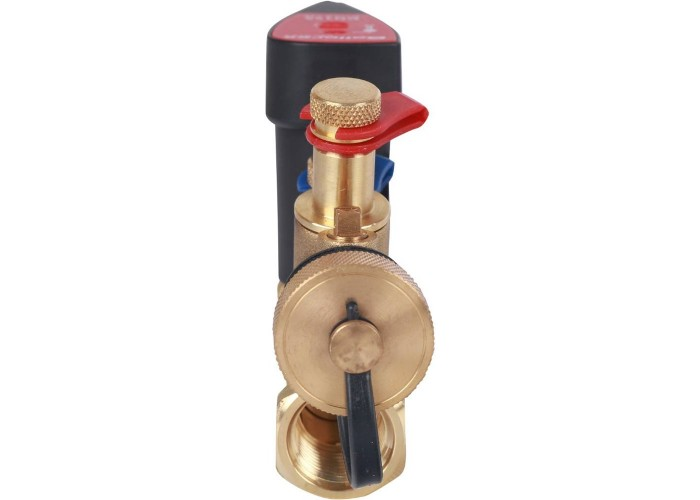 БРОЕН БРОЕН Venturi FODRV Клапан балансировочный ручной стандартной пропускной способности с дренажем резьбовой DN 015 PN 25 Kvs=1,62 м3/ч,артикул 4355000S-001003 [4355000S-001003] в Белгороде