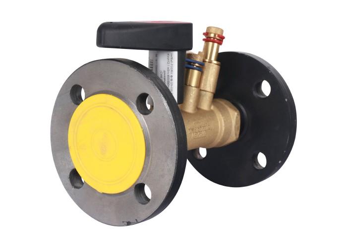 БРОЕН БРОЕН Venturi FODRV Клапан балансировочный ручной повышенной пропускной способности с дренажем фланцевый DN 025 PN 16 Kvs=12,1 м3/ч,артикул 4555500H-001005 [4555500H-001005]