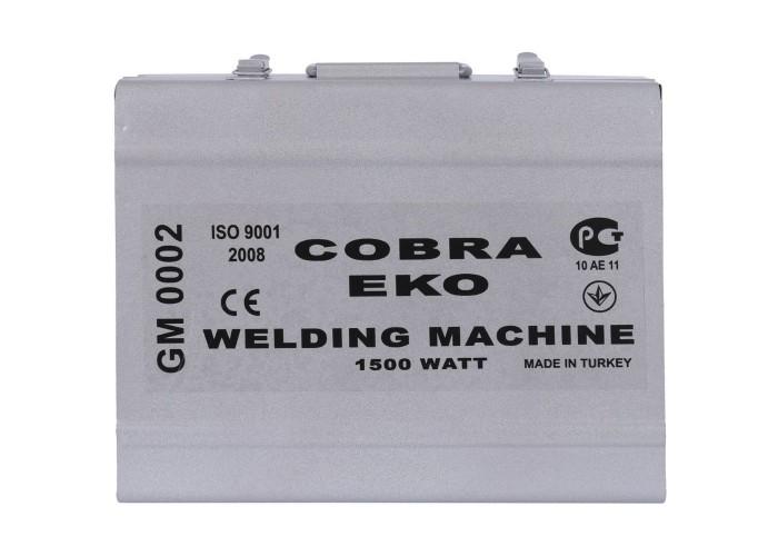 GM Cobra Eko 20-40(63), 1500W Свар. Аппарат + комплект матриц (20-40 мм) в ящике в Белгороде