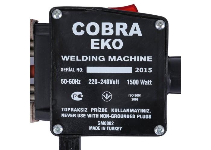 GM Cobra Eko 20-40(63), 1500W Свар. Аппарат + комплект матриц (20-40 мм) в ящике