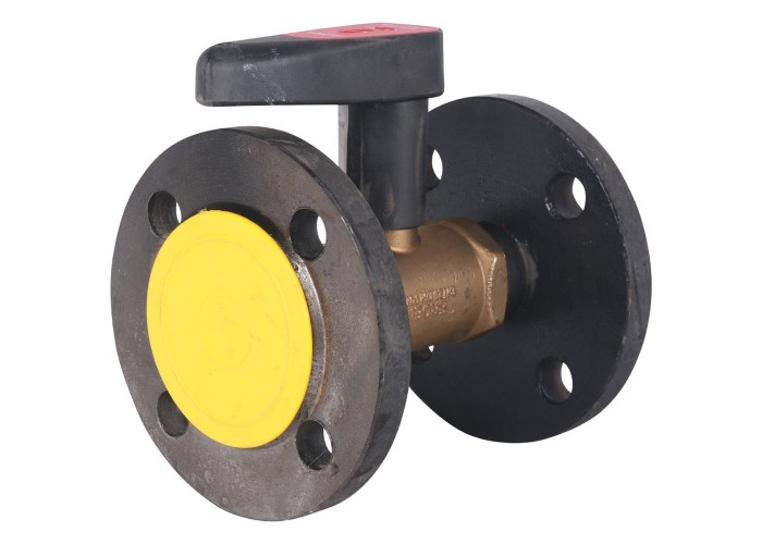 БРОЕН БРОЕН Venturi DRV Клапан балансировочный ручной фланцевый DN 025 PN 16 Kvs=9,94 м3/ч,артикул 4550510S-001005 [4550510S-001005] в Белгороде