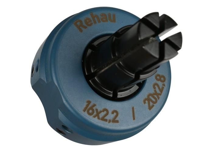 REHAU RAUTOOL RAUTOOL Расширительная насадка для H2, A-light2, A3 16х2,2/20х2,8 в Белгороде