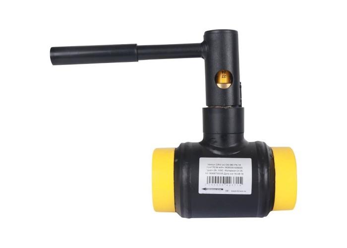 БРОЕН БРОЕН Venturi DRV Клапан балансировочный ручной сварной DN 080 PN 16 Kvs=70,94 м3/ч,артикул 3926000-606005 [3926000-606005]