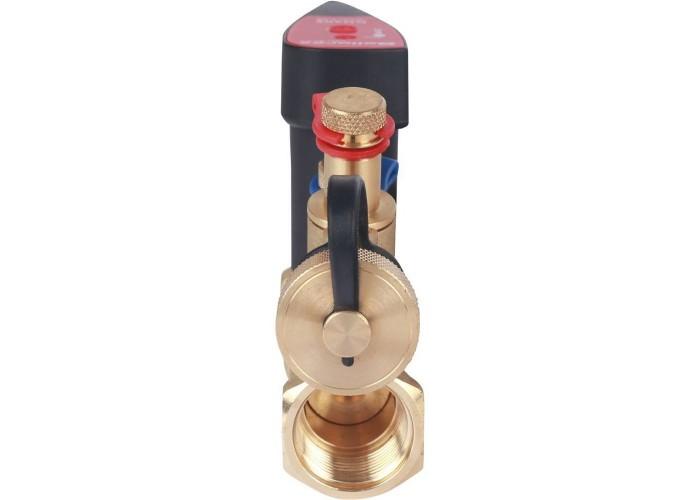 БРОЕН БРОЕН Venturi FODRV Клапан балансировочный ручной стандартной пропускной способности с дренажем резьбовой DN 020 PN 25 Kvs=2,82 м3/ч,артикул 4455000S-001003 [4455000S-001003]