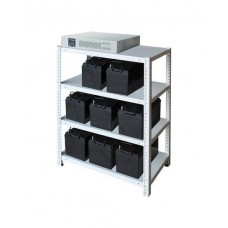 Teplocom Стеллаж для АКБ 1,0х0,7х0,4-4П