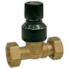 BARBERI Дифференциальный клапан балансирования by-pass G 3/4 соед. (0,2 - 2,5)