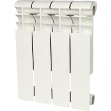 ROMMER 4 секции радиатор биметаллический Profi BM 350 (BI350-80-80-130)