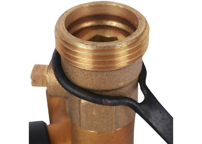 БРОЕН БРОЕН Basic Клапан ручной запорный с дренажем резьбовой DN 015 PN 25 Kvs=1,8 м3/ч,артикул 43490000-001003 [43490000-001003] в Белгороде