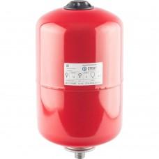 STOUT STH-0004 Расширительный бак на отопление 12 л. (цвет красный)