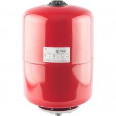 STOUT STH-0004 Расширительный бак на отопление 18 л. (цвет красный)