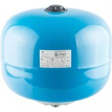 STOUT STW-0001 Расширительный бак, гидроаккумулятор 24 л. вертикальный (цвет синий)