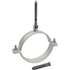 STOUT Элемент дымохода хомут крепежный DN100, для крепления к стене.