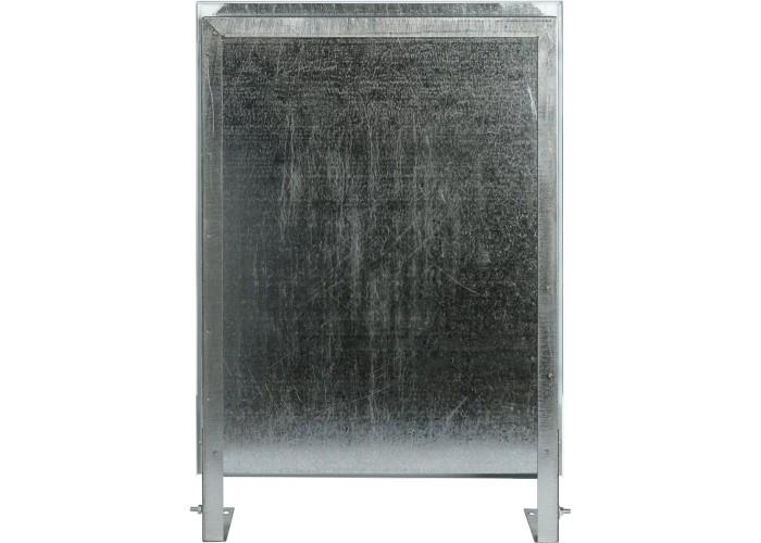 STOUT Шкаф распределительный встроенный 4-5 выходов (ШРВ-1) 670х125х496