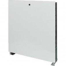 STOUT Шкаф распределительный встроенный 6-7 выходов (ШРВ-2) 670х125х596