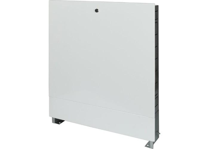 STOUT Шкаф распределительный встроенный 6-7 выходов (ШРВ-2) 670х125х596 в Белгороде