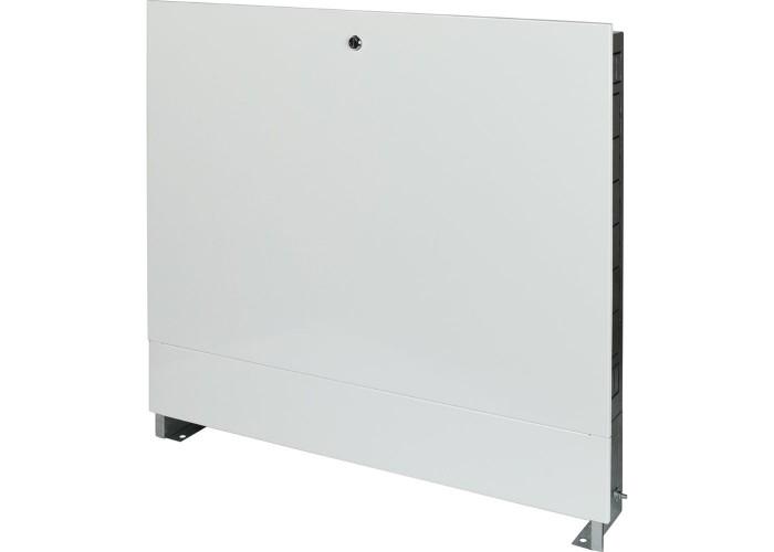 STOUT Шкаф распределительный встроенный 8-10 выходов (ШРВ-3) 670х125х746 в Белгороде