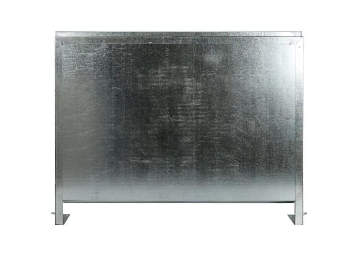 STOUT Шкаф распределительный встроенный 11-12 выходов (ШРВ-4) 670х125х896 в Белгороде