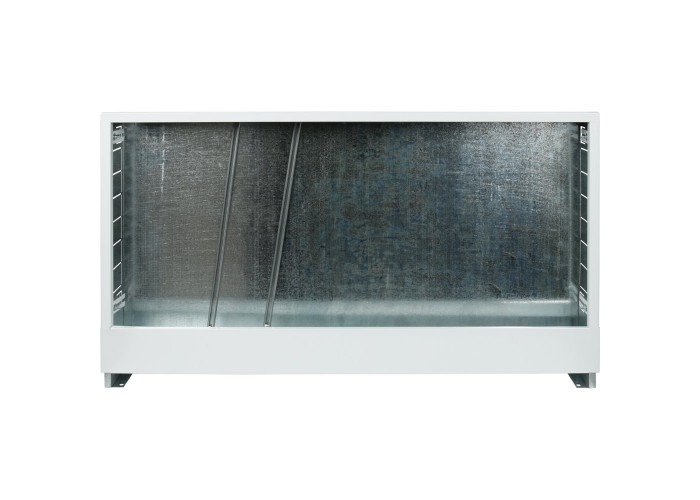 STOUT Шкаф распределительный встроенный 17-18 выходов (ШРВ-6) 670х125х1196