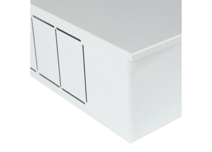 STOUT Шкаф распределительный наружный 6-7 выходов (ШРН-2) 651х120х554 в Белгороде