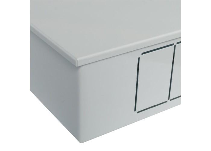 STOUT Шкаф распределительный наружный 17-18 выходов (ШРН-6) 651х120х1154
