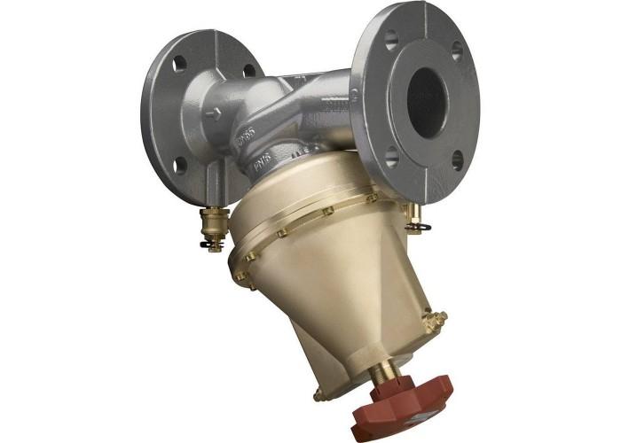 Регулятор перепада давления STAP, DN65, 20-80 кПа, фланец, PN16, ковкий чугун