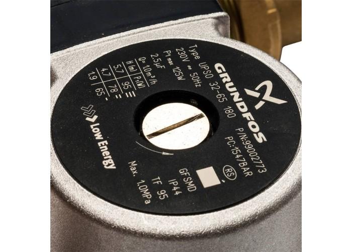"""STOUT SDG-0001 Насосная группа с прямым контуром 1"""" с насосом Grundfos UPSO 25-65 в теплоизоляции DN 32 в Белгороде"""