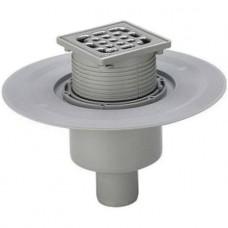 Viega 4936.3 Трап для ванной комнаты Advantix с сухим затвором (вертикальный выпуск)