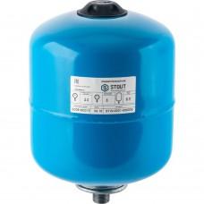 STOUT STW-0001 Расширительный бак, гидроаккумулятор 8 л. вертикальный (цвет синий)