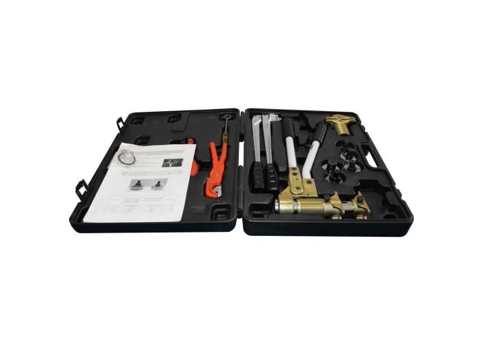 Комплект механического инструмента для аксиальных фитингов (флеш-карта с материалами по эксплуатации)