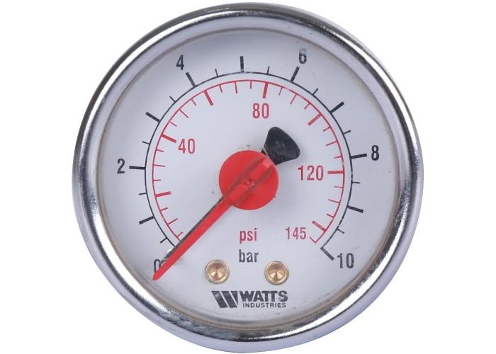 "Watts 50/10х1/4"" Манометр для систем с высокой температурой"