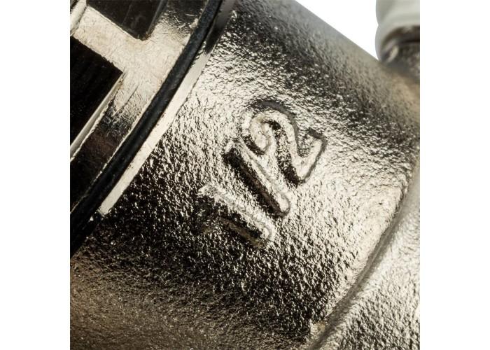 """STOUT Регулируемый концевой фитинг с дренажным вентилем, ручной воздухоотводчик 1"""" в Белгороде"""