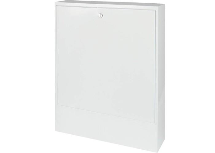 STOUT Шкаф распределительный наружный 1-3 выходов (ШРНУ-180-0) 651х180х362 в Белгороде