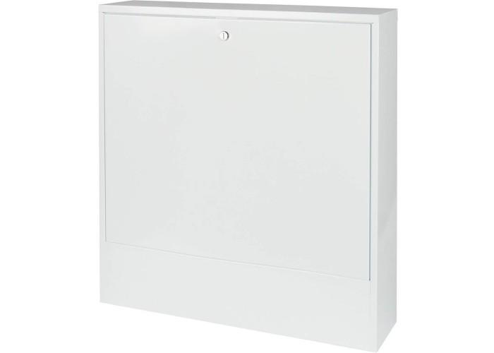 STOUT Шкаф распределительный наружный 4-5 выходов (ШРНУ-180-1) 651х180х450 в Белгороде