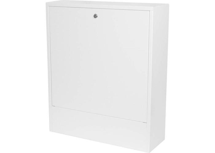 STOUT Шкаф распределительный наружный 6-7 выходов (ШРНУ-180-2) 651х180х550