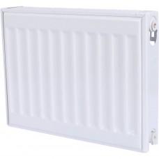 ROMMER 11/300/400 радиатор стальной панельный боковое подключение Compact (цвет RAL 9016)