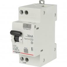 Legrand Выключатель авт. диф. тока 1п+Н 32А 30мА тип AC RX3 Leg 419402