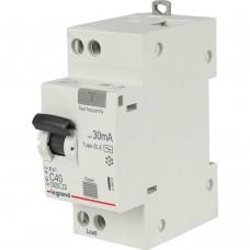 Legrand Выключатель авт. диф. тока 1п+Н 40А 30мА тип AC RX3 Leg 419403