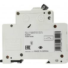 Eaton Выключатель авт. мод. 1п C 16А PL4-C16/1 4.5кА EATON 293124
