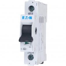 Eaton Выключатель нагрузки 1п 63А IS-63/1 EATON 276274