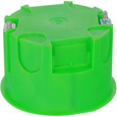 HEGEL Коробка уст. СП 68х45 для гипсокарт. с метал. лапками HEGEL КУ1202