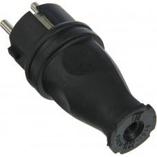 Т-Пласт Вилка кабельная 16А 2P+E каучук. IP44 Т-Пласт 31.01.301.0300