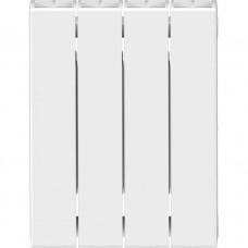 RIFAR SUPReMO VENTIL 350 SVR 4 секции радиатор биметаллический нижнее правое подключение (белый RAL 9016)