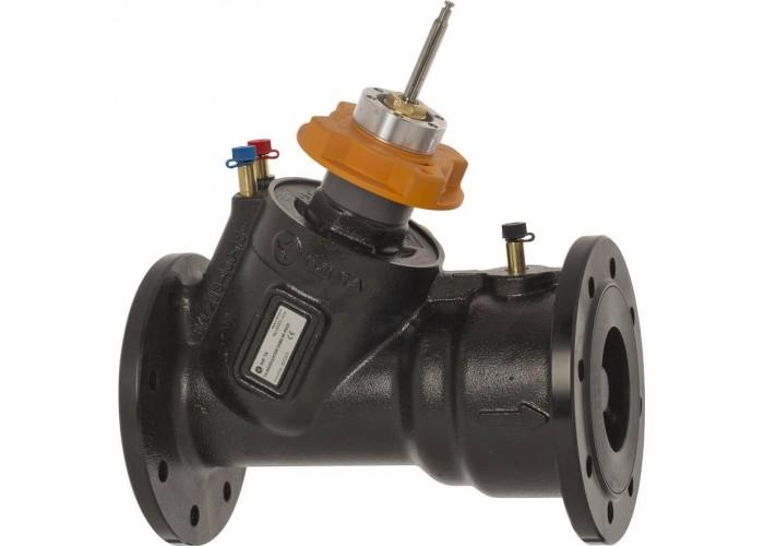 IMI Комбинированный балансировочный клапан TA-Modulator, фланец, DN80, PN25, AMETAL